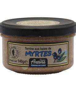 terrines aux baies de myrtes 140g 01