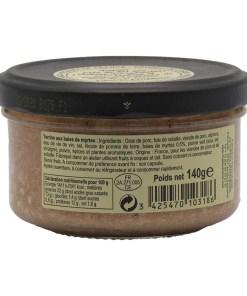 terrines aux baies de myrtes 140g 02