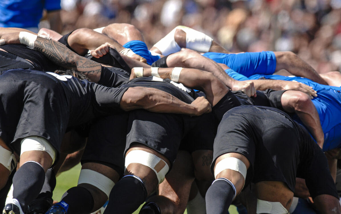 New Zealand vs Argentina Rugby