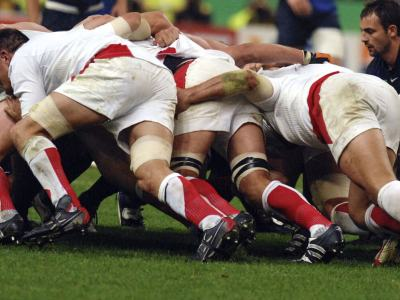 France vs England Rugby