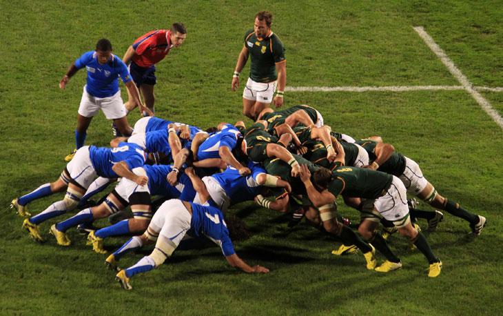 Resultado de imagen de rugby ruck