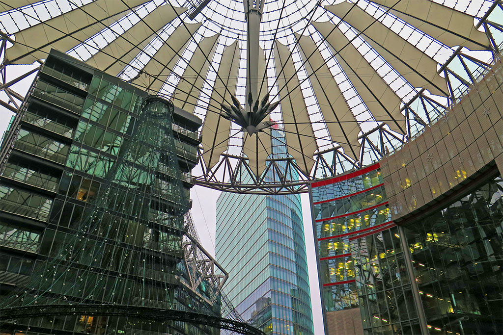 Arkitektur i Berlin