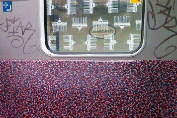 Ubahn i Berlin
