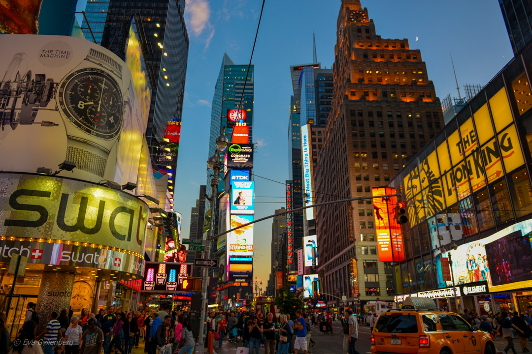Times Square - New York