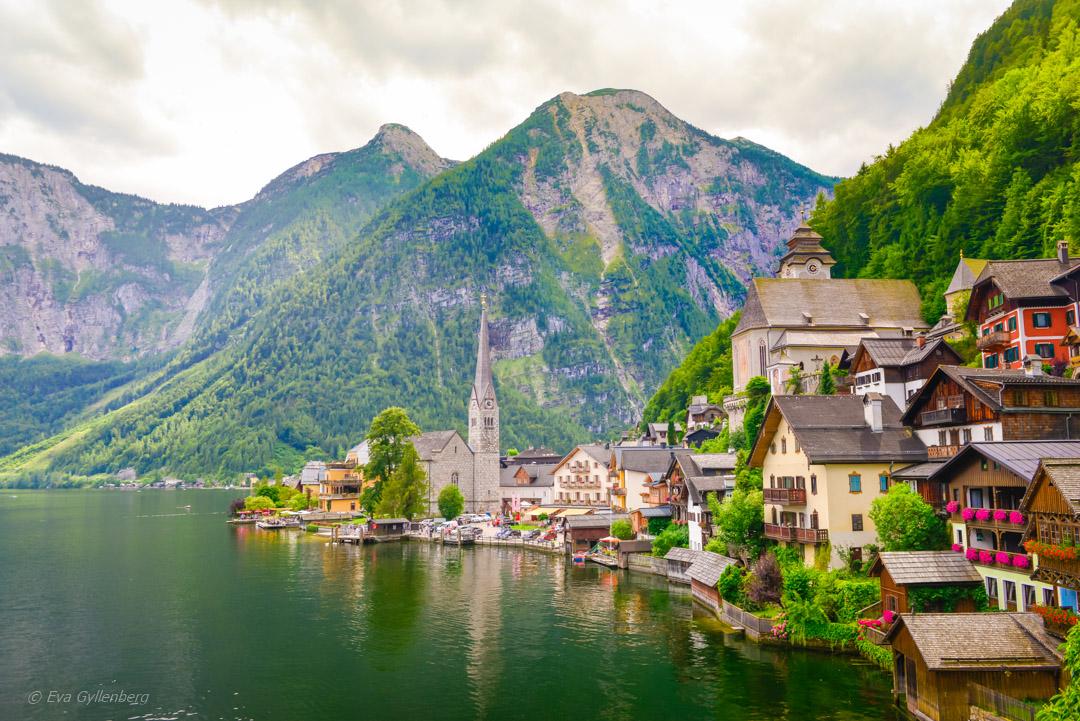 Europas 5 mest romantiska städer