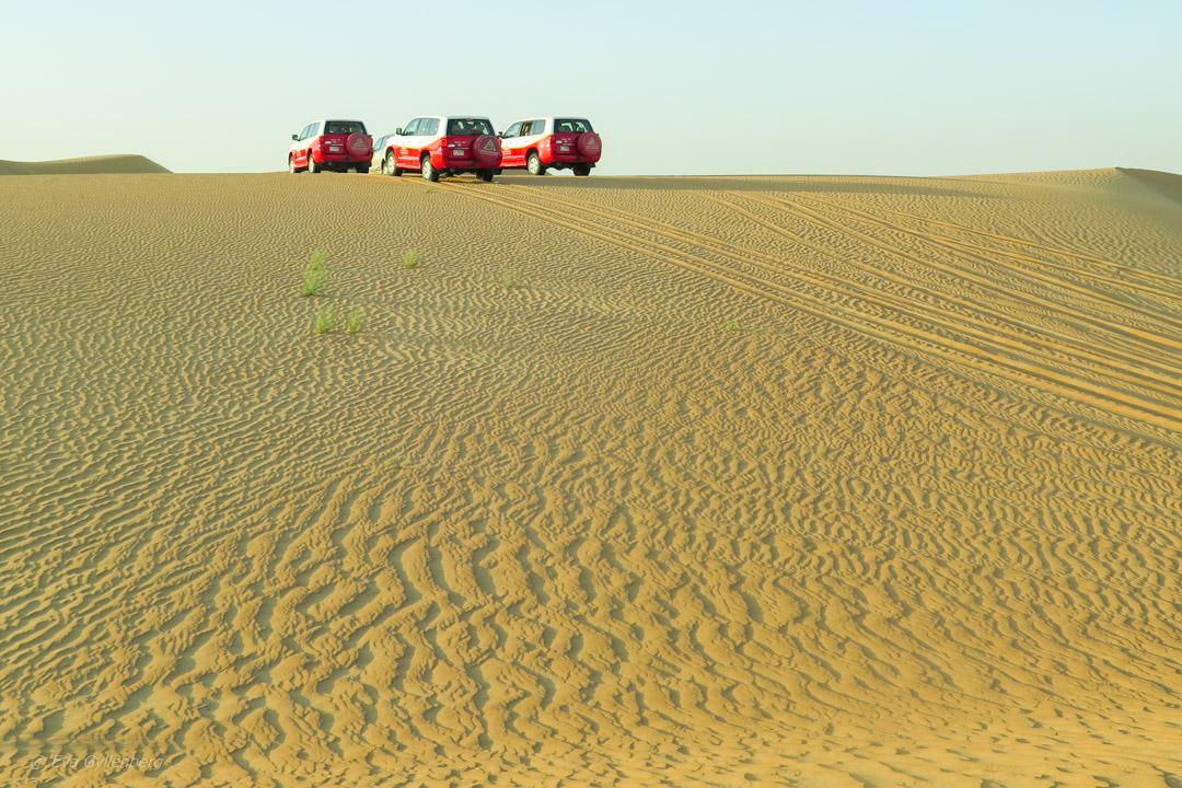 Ökenäventyr i Dubai