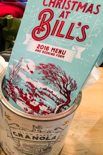 Bill's i London