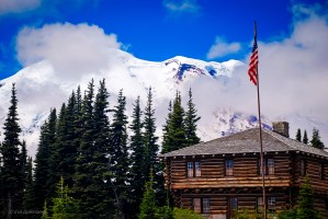 Nationalpark - Mount Rainier - Washington