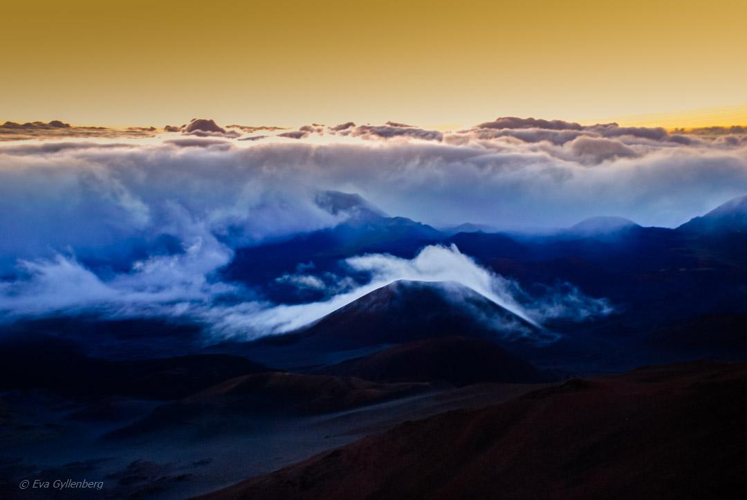 Soluppgång över Haleakala