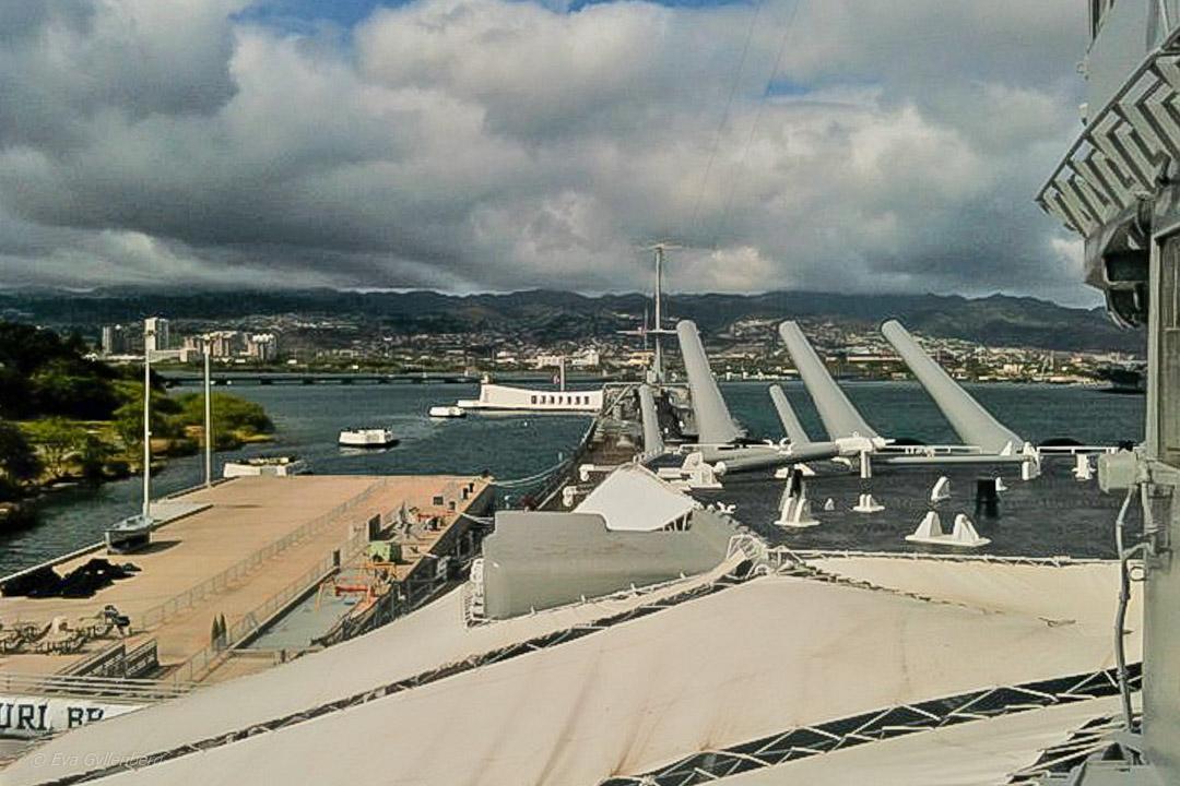 Pearl Harbour - Oahu - Hawaii