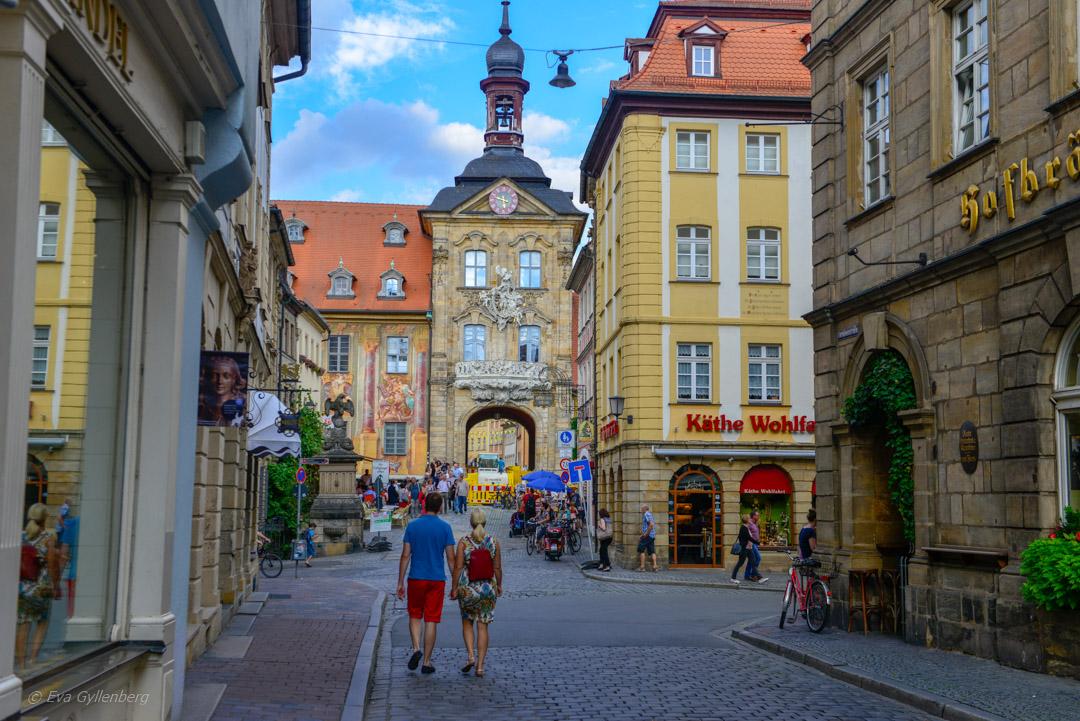Bamberg-Tyskland