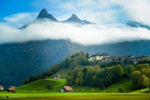 Schweiz - Gruyere