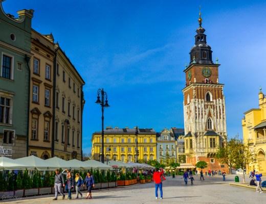 Krakow -Polen