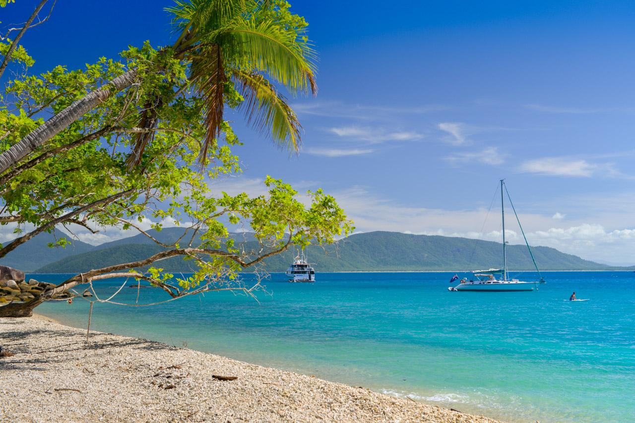 Fitzroy Island – Paradisön på Stora barriärrevet
