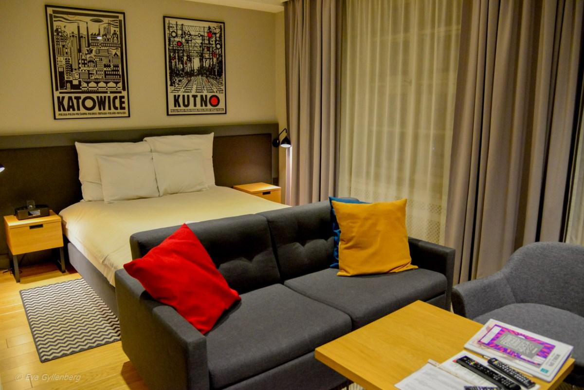 Stradonia Serviced Apartments - Trevligt lägenhetshotell i Krakow