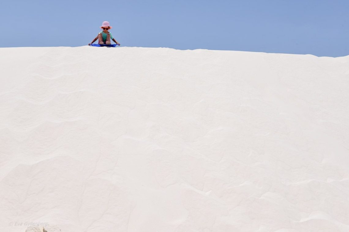 White Sands National Monument - New Mexico