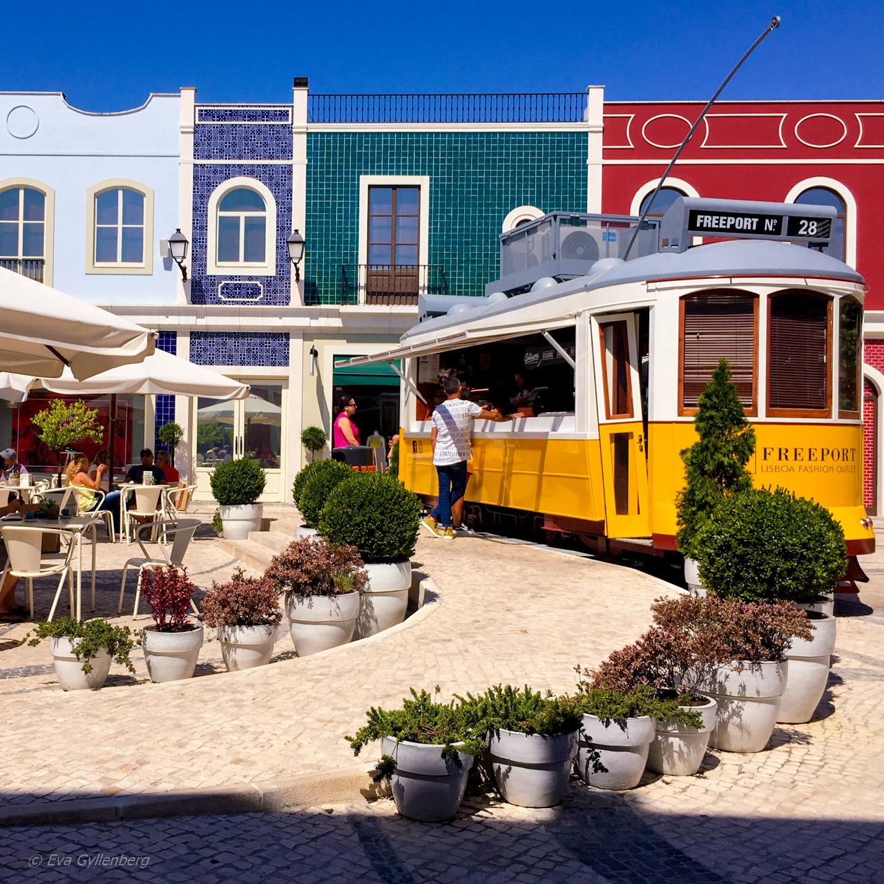 Lissabon-shopping