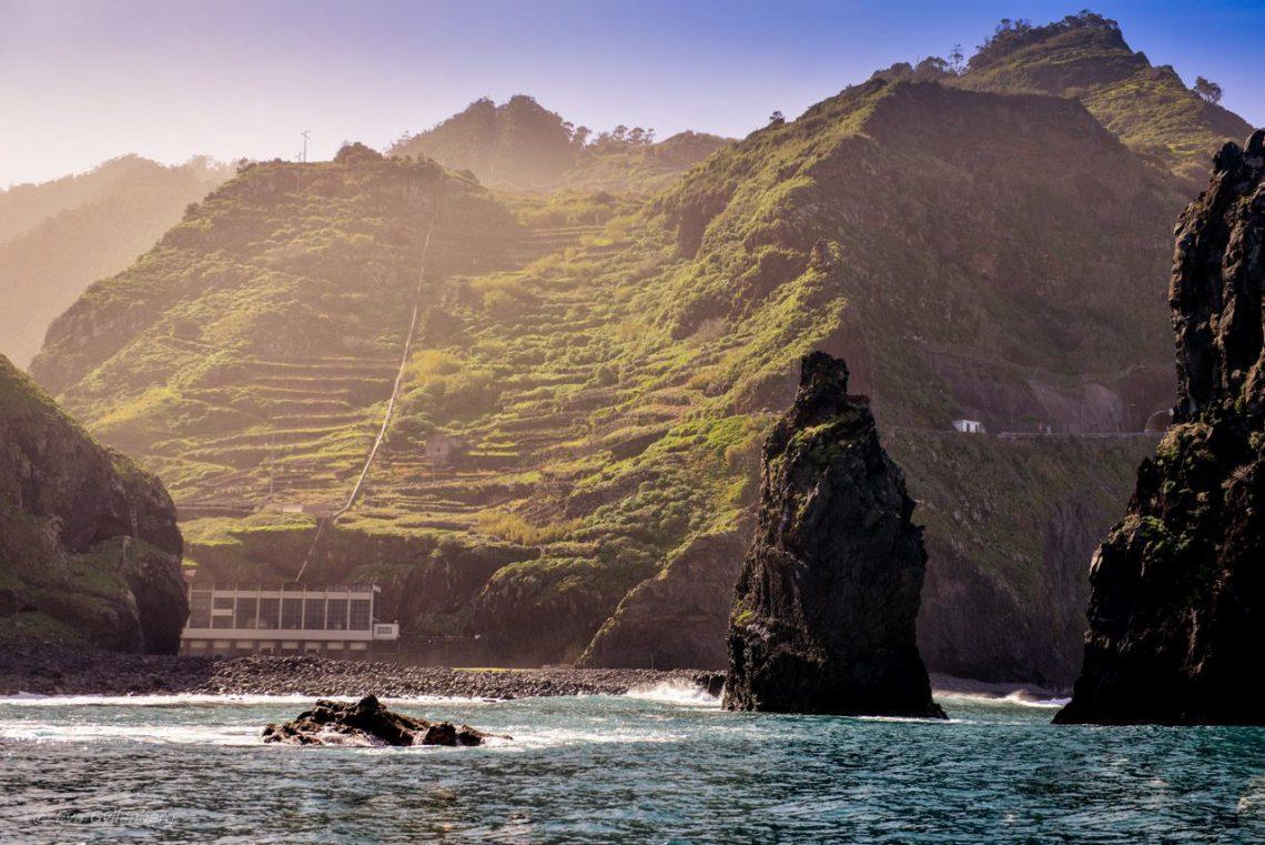 Porto Moniz-Madeira