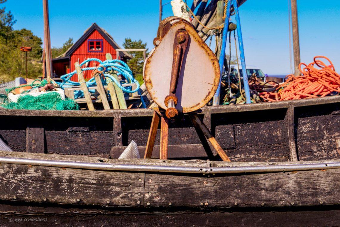 Ålfiske i Skåne