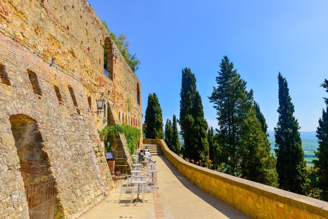 Pienza-Toscana-Italien