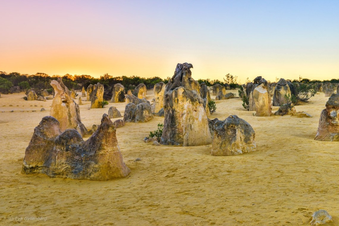 Pinnacles desert - Australien