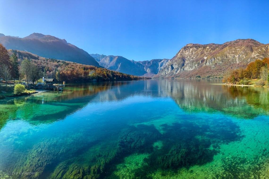 Lake Bohinj - Slovenien