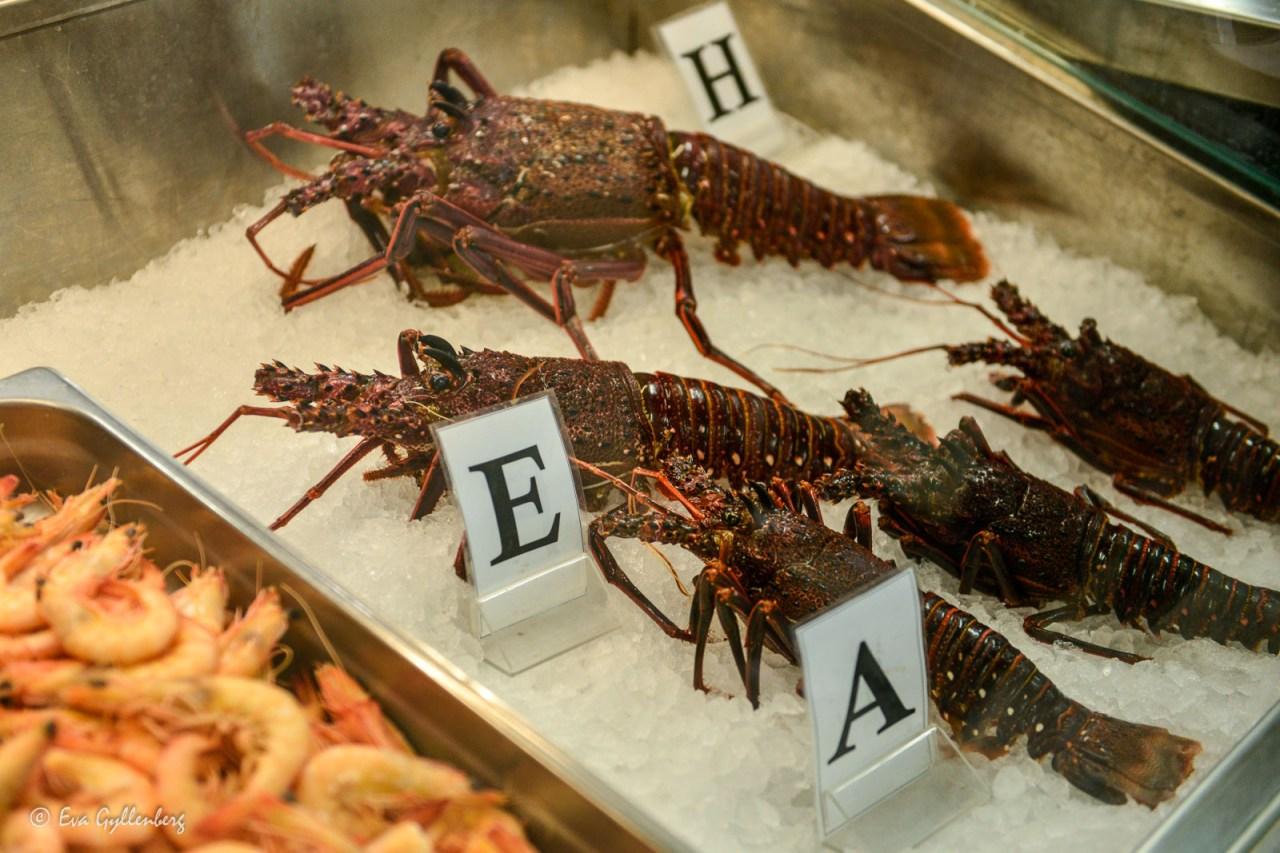 Lobster Shack - Cervantes