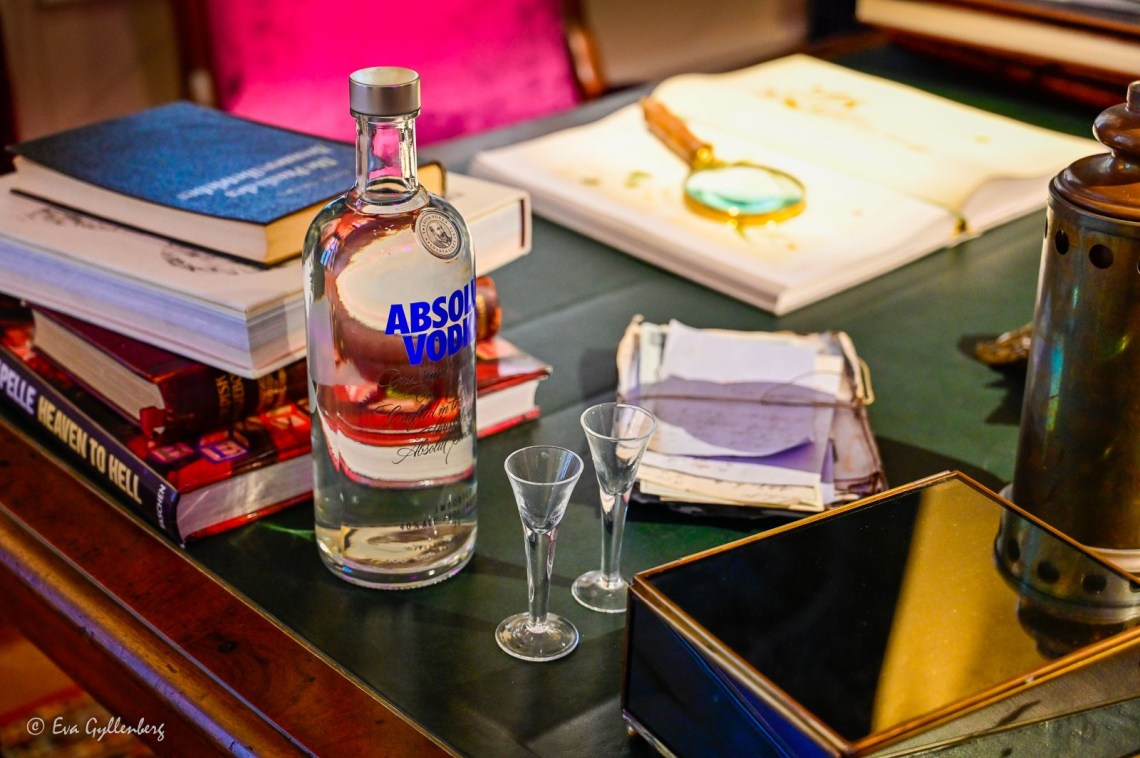 The museum at Absolut Home