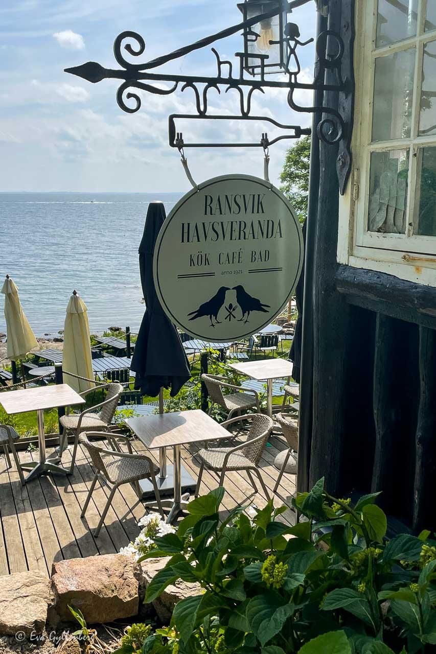 ransvik's sea veranda