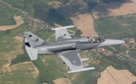 Iraq to take delivery of four Czech fighter jets this month