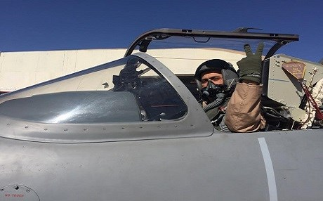 Iraq receives another four F16 fighter jets, total of 14 ...