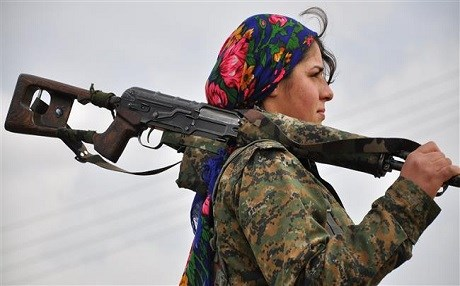 Kurds and Damascus meet over tensions, future of Rojava