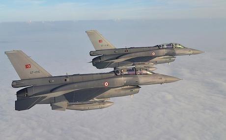 Turkey confirms airstrikes on PKK positions near Sulaimani
