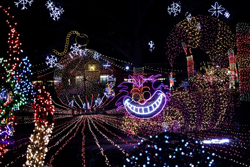Lights 2017 Christmas Brookfield Zoo