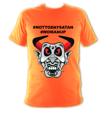 Halloween Womanup T Shirt