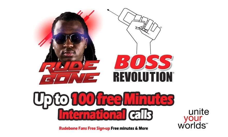 Rudebone Boss revolution Sign up