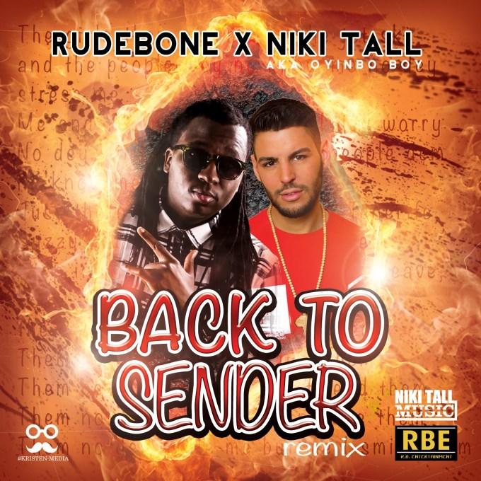 rudebone-niki-tall-back-to-sender-remix-artwork