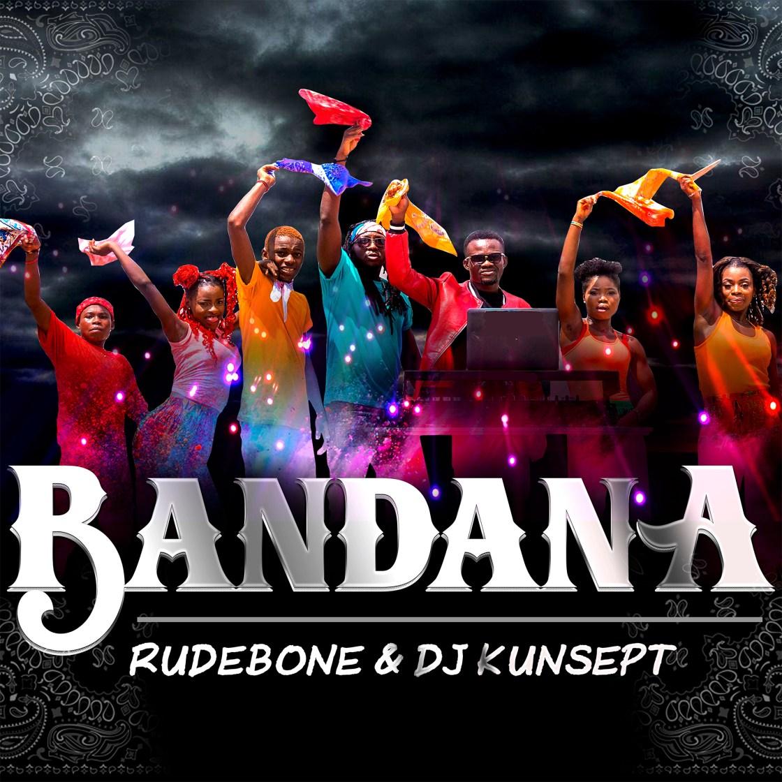 Bandana – Rudebone & DJ Kunsept – Rudebone