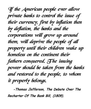 jefferson banking quote