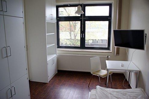 Ruderakademie Ratzeburg – Beispiel eines Zimmers