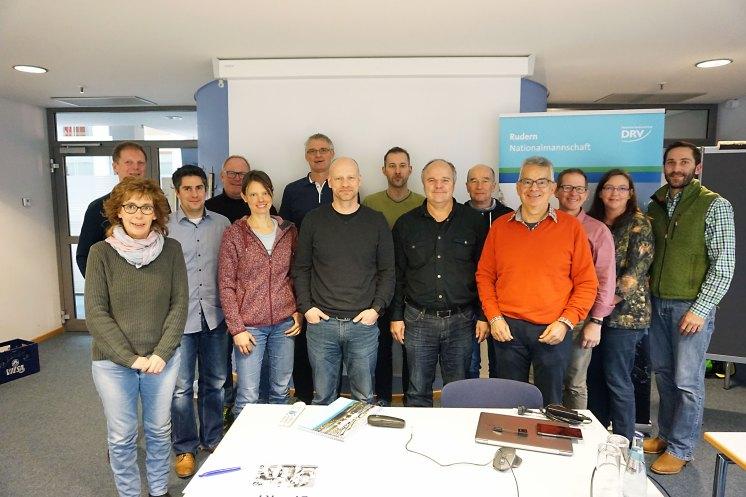 Teilnehmer am 2. Bildungstreffen