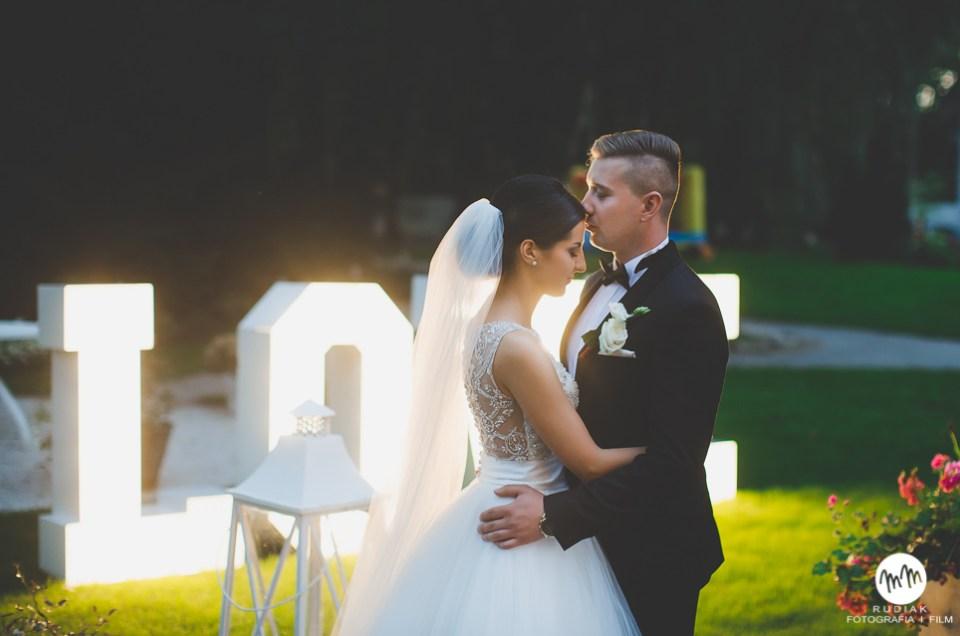 Sylwia i Hubert wesele Dom w poziomkach Lubiszyn