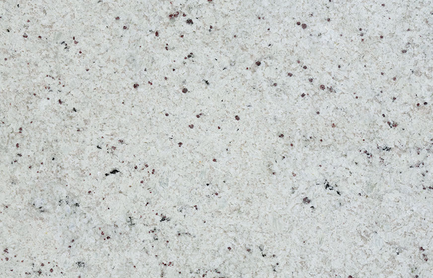 Colonial White Granite Rudis Choice