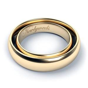 Ring Engraved