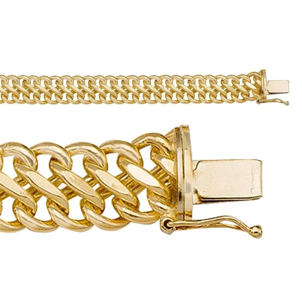 yellow gold seduza chain