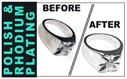 Rhodium Plating Service