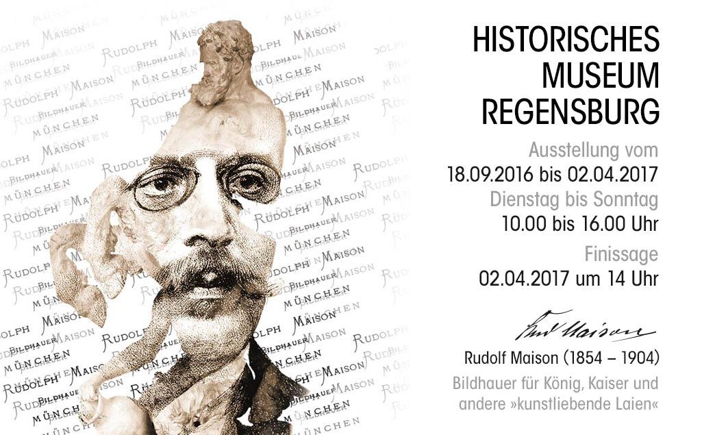 Rudolf Maison in Regensburg