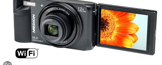 Review en testfoto's: Medion Life X44038 Digitale Camera