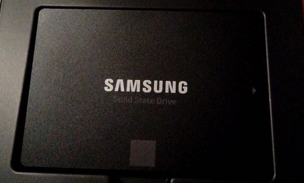 installatie samsung 850 ssd evo 250gb upgrade laptop