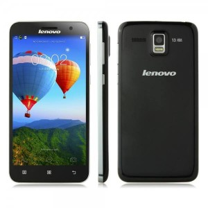 Lenovo A8 A806 Golden Warrior Smarphone Android KitKat 4.4.